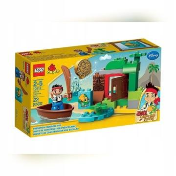 NOWE LEGO DUPLO 10512 JAKE I POSZUKIWANY SKARB