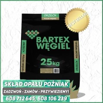 Węgiel kamienny Orzech II Polski kal. 26-28MJ