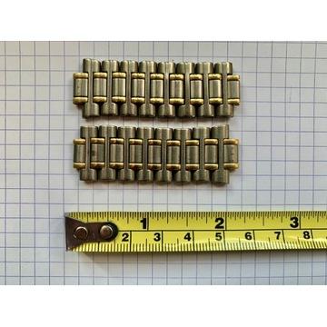 Breitling oryginalna bransoleta tytan złoto ogniwa