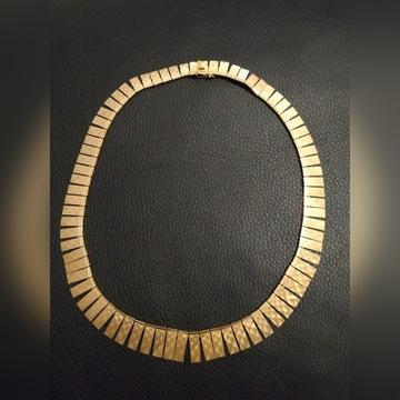 Naszyjnik złoty