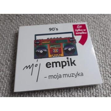 Mój Empik - moja muzyka 90's (CD)