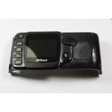 Nikon D50 obudowa tył czarna