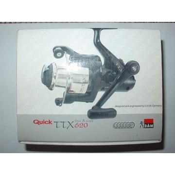 Kołwrotek DAM Quick ttx 620