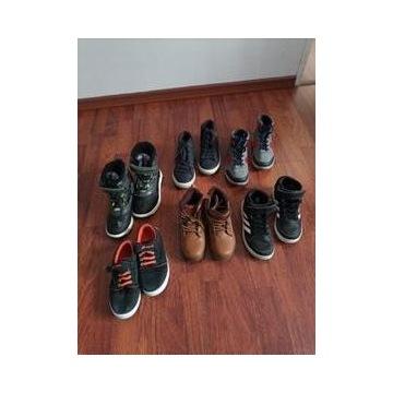 Buty jesień/zima rozmiar 32 dla Chłopca