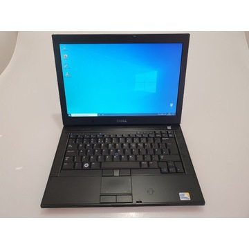 LAPTOP DELL LATITUDE E6400 INTEL 4GB WIN 10 NAUKA