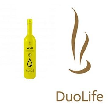 DuoLife Vita C - Płynna witamina C