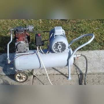 Kompresor Olejowy Sprężarka 25l