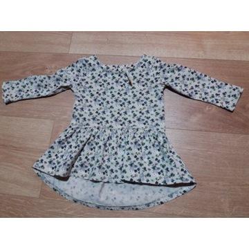Przepiękna stylowa sukienka r 68 firmy Next