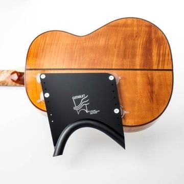 Podgitarnik Guitarlift Half Plate - transparentny