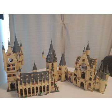 LEGO Harry Potter 75954 75948 75953 75969 i inne