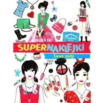 Supernakleiki Świat Mody