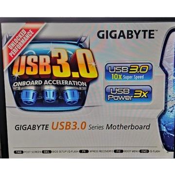GIGABYTE GA-X58-USB3 +COREi7_960 +XEONX5550 +12GB