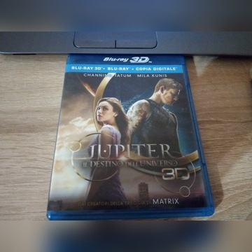 Film 3D Jupiter Intronizacja 3D