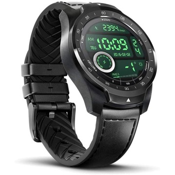Ticwatch Pro  Smartwatch, 1 GB  RAM NFC zegarek