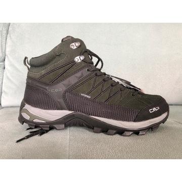 Nowe buty trekkingowe CMP skóra 44
