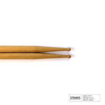 "Pałki perkusyjne STRAWS model ""SNAKE""(Bolero)"