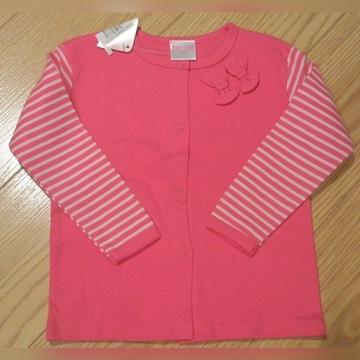 ubrania dla dziewczynki 86 nowe