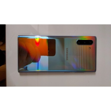 Samsung Galaxy Note 10 Gwarancja