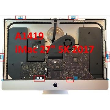Taśmy montażowe ekran iMac A1419 (2012 - 2017)