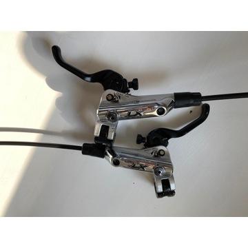 Hamulce tarczowe shimano deore xt m785