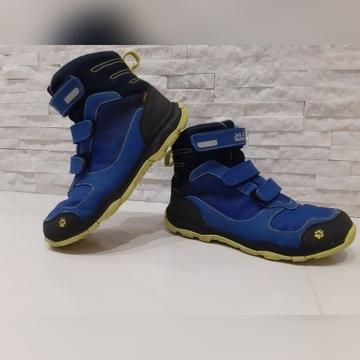 Buty chłopięce Jack Wolfskin r. 37