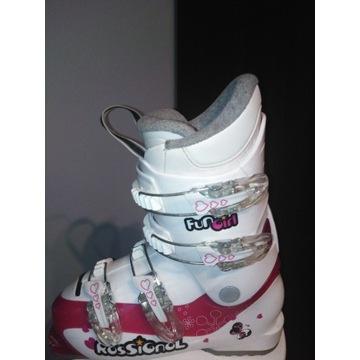 Buty narciarskie Rossignol Fun Girl rozmiar 23