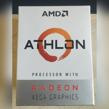 AMD Athlon 200GE 3,2 GHz