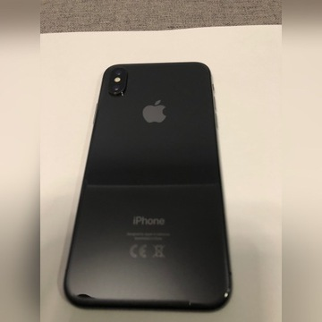 Obudowa Iphone 10 X kompletna  stan idealny