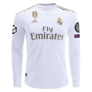 Koszulka Real Madryt 19/20! WERSJA PIŁK.!  XL/XXL