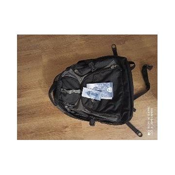 Plecak turystyczny 36L czarny nowy