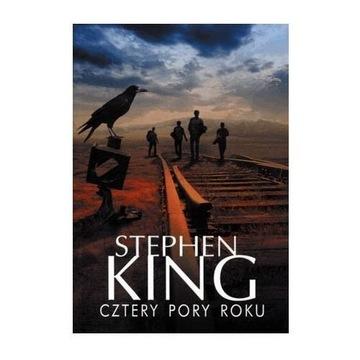 KING CZTERY PORY ROKU SKAZANI NA SCHAWSHANK