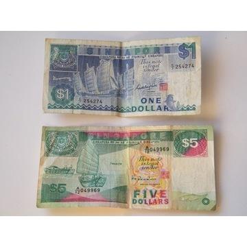 Singapur Dolary