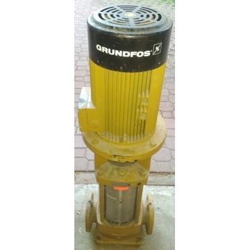 Pompa Grundfos CR 30-50 A-J-A-BBUE 7,5kW sprawna