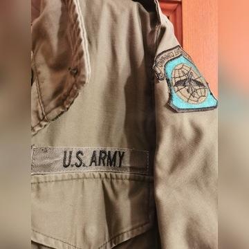 Kurtka wojskowa US Army, USA, oryginalna.