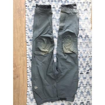 Spodnie softshell Mountain Hardwear r. S męskie