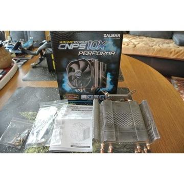 Chłodzenie CPU Zalman CNPS10X Performa+ AM3
