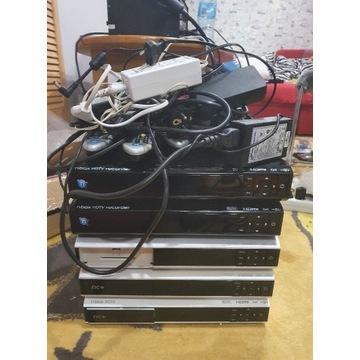 Dekodery nBox 3szt Enigma2 cccam sharing OKAZJA