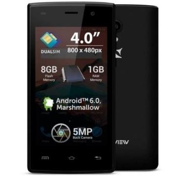 Smartfon Allview A5 Ready czarny