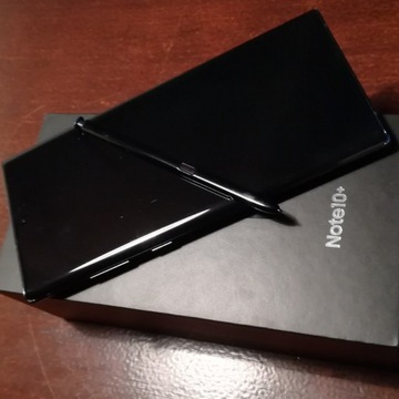 Samsung Note 10+ 256/12 GB PL Gwarancja