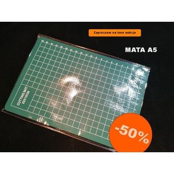 MATA SAMOGOJĄCA DO CIĘCIA 20x13 CM A5 -50%cenY