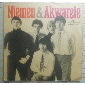 Niemen&Akwarele - Dziwny jest ten świat