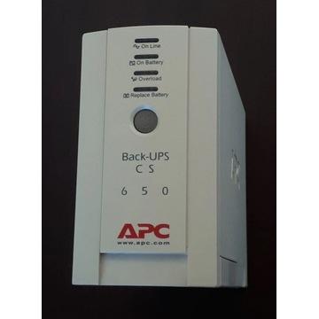 UPS APC Back-UPS CS 650 z AKU