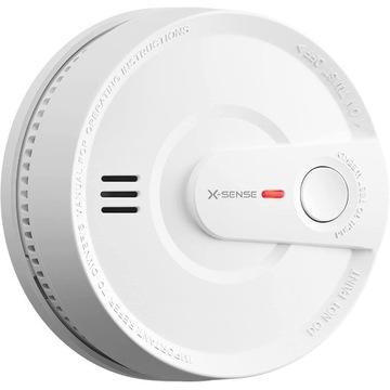 X-Sense Alarm Przeciwpożarowy Wykrywacz Dymu