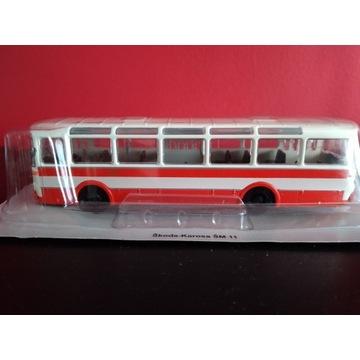 Skoda Karosa SM11 Kultowe Autobusy PRL DeA 1:72