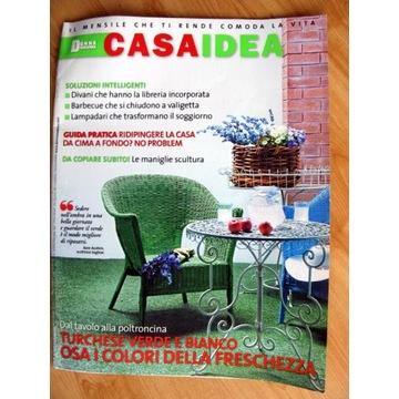 CasaIdea 8/2007 dom mieszkanie wnętrze