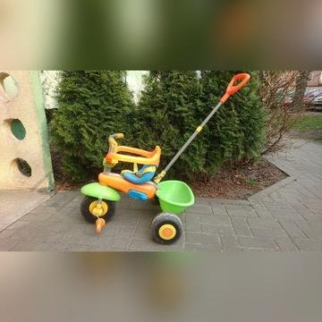 Rowerek dziecięcy Smoby 12m+