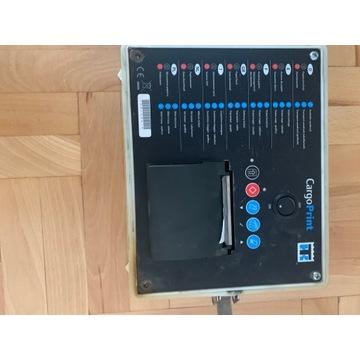 Rejestrator temperatury Cargo Print do  THERMO KIN