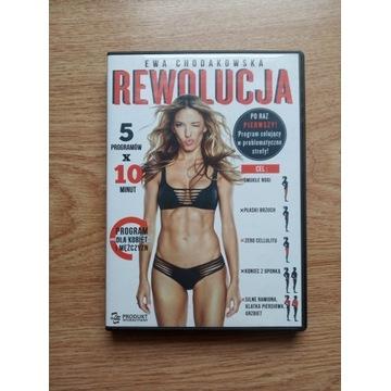 Ewa Chodakowska - REWOLUCJA DVD