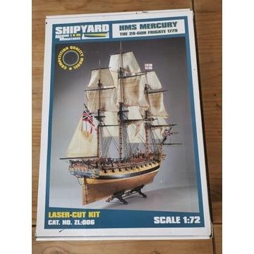 ShipYard ZL006-2 HMS Mercury 1779  1:72