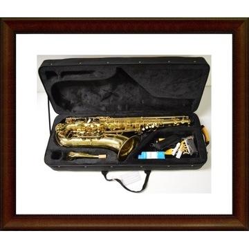 Saksofon tenorowy C.G. Conn TS-650 kolor złoty M25